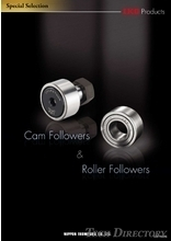 "IKO THOMPSON Needle Bearings ""Cam Followers & Roller Followers"""