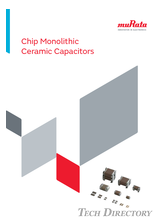 Chip Monolithic Ceramic Capacitors