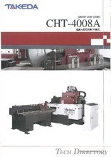 "Circular Saw Machine for Flat Plate ""CHT-4008A"""