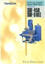 "Steel Surface Treatment Machine ""Shot Blasting Machine Series"""