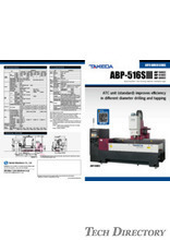 Multi-function 1-axis drilling machine 'ABP-516SIII'