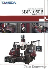 "Automatic Drilling Machine for H Beam ""3BF-1050B"""