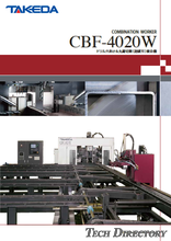 "3 Axes Drilling and Circular Saw Cutting(Carbide Tipped Saw) Combination Machine ""CBF-4020W"""