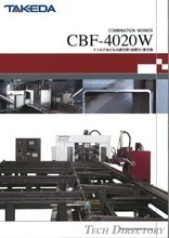 "3 Axes Drilling and Circular Saw Cutting(Carbide Tipped Saw) Combination Machine ""CBF-4020WI"""