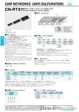 Anti Sulfur Chip Resistors