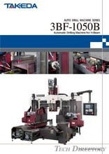Automatic Drilling Machice for H-Beam 『3BF-1050B』