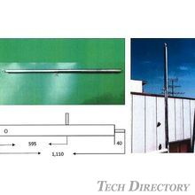 "[Used] ""Handrail Stanchion,"" pre-plated made at lower price"