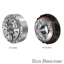 High Precision & High rigidity, Reduction gear RV-C/CA series
