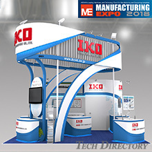 We, IKO are joining in MANUFACTURING EXPO 2018 in Thailand