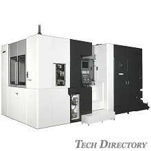 Horizontal Machining Centers MA-HII series