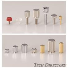 Knurled screw / Nut