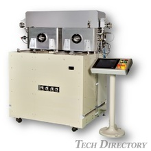 Sputtering and Polymerization System SPP-SERIES
