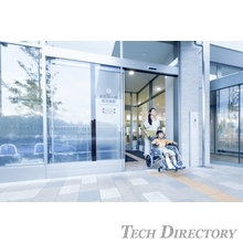 NABCO Automatic Door for Healthcare Facilities